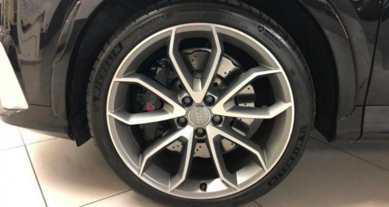 Audi RS Q3 2.5 TFSI 340ch quattro S tronic 7 Noir occasion à Paris - photo n°4