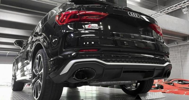 Audi RS Q3 2.5 TSI 400 Ch Quattro Malus Payé ORIGINE FRANCE Noir occasion à SAINT LAURENT DU VAR - photo n°3