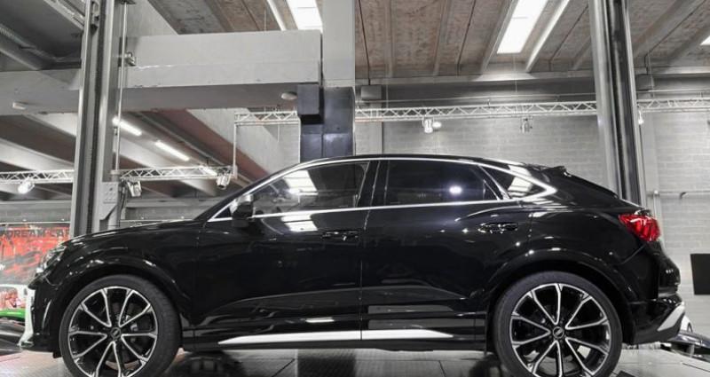 Audi RS Q3 2.5 TSI 400 Ch Quattro Malus Payé ORIGINE FRANCE Noir occasion à SAINT LAURENT DU VAR - photo n°2