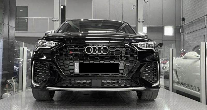 Audi RS Q3 2.5 TSI 400 Ch Quattro Malus Payé ORIGINE FRANCE Noir occasion à SAINT LAURENT DU VAR - photo n°5