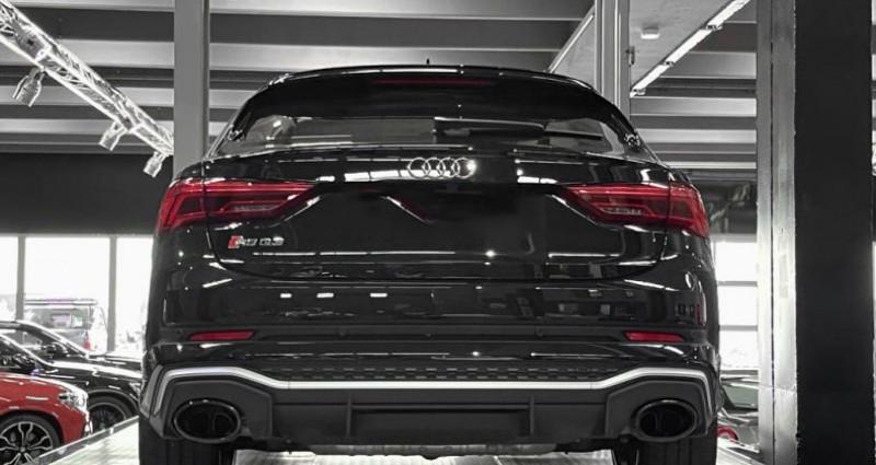 Audi RS Q3 2.5 TSI 400 Ch Quattro Malus Payé ORIGINE FRANCE Noir occasion à SAINT LAURENT DU VAR - photo n°4