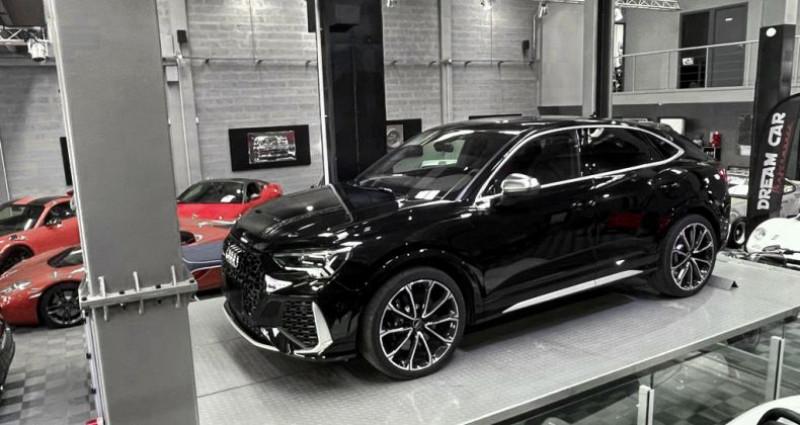 Audi RS Q3 2.5 TSI 400 Ch Quattro Malus Payé ORIGINE FRANCE Noir occasion à SAINT LAURENT DU VAR