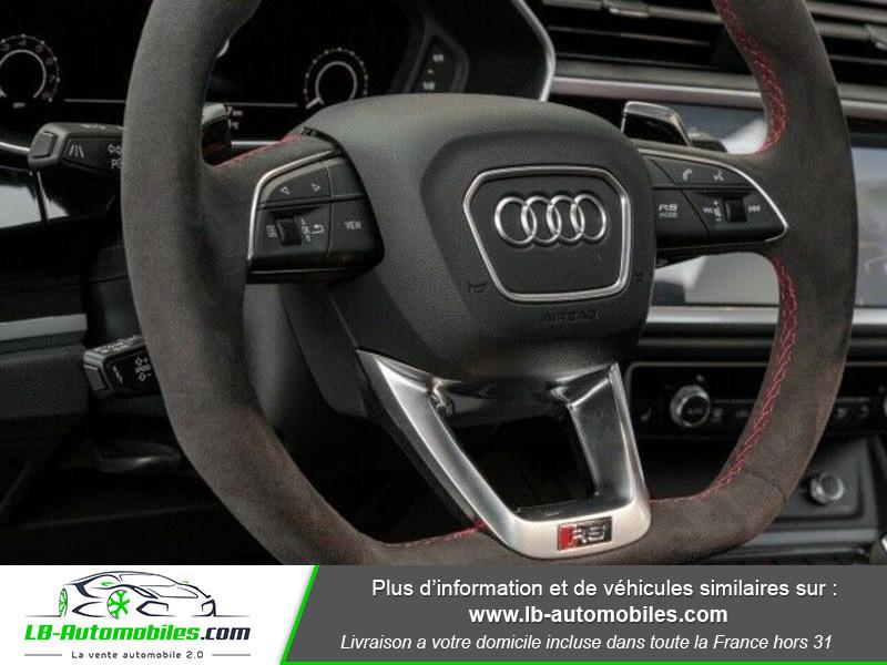 Audi RS Q3 3 Sportback 2.5 TFSI 400 ch S tronic 7 Gris occasion à Beaupuy - photo n°8