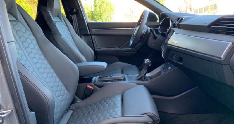 Audi RS Q3 RS Q3 TFSI QUATTRO SPORTBACK Gris occasion à MOUANS SARTOUX - photo n°3