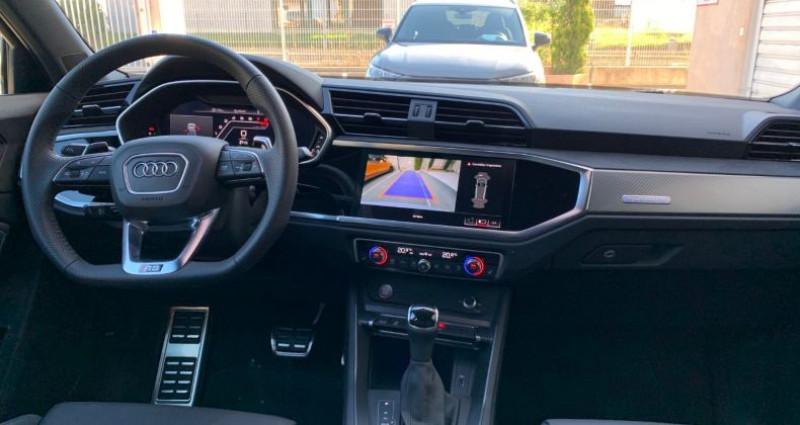 Audi RS Q3 RS Q3 TFSI QUATTRO SPORTBACK Gris occasion à MOUANS SARTOUX - photo n°7