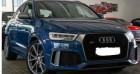 Audi RS Q3 RSQ3 PERFORMANCE Bleu à Champ Sur Marne 77