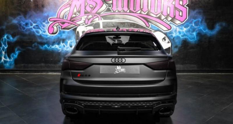 Audi RS Q3 SPORTBACK 2.5 TFSI 400CV DSG7 Noir occasion à CANNES - photo n°5