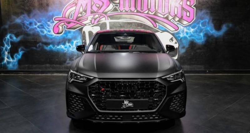 Audi RS Q3 SPORTBACK 2.5 TFSI 400CV DSG7 Noir occasion à CANNES - photo n°2