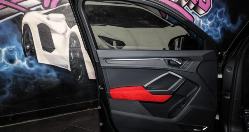 Audi RS Q3 SPORTBACK 2.5 TFSI 400CV DSG7 Noir occasion à CANNES - photo n°7