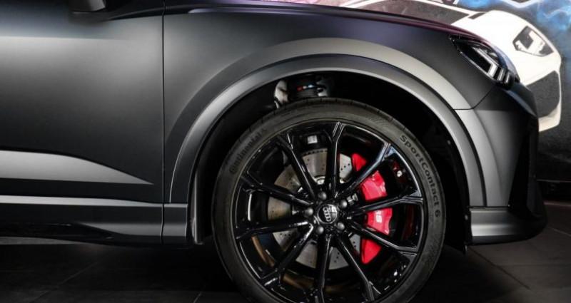 Audi RS Q3 SPORTBACK 2.5 TFSI 400CV DSG7 Noir occasion à CANNES - photo n°6