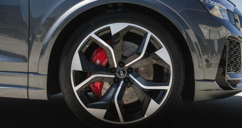 Audi RS Q8 4.0 V8 - Camera - Bang & Olufson - Head-up Gris occasion à Harelbeke - photo n°7