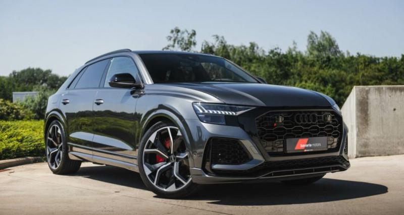 Audi RS Q8 4.0 V8 - Camera - Bang & Olufson - Head-up Gris occasion à Harelbeke