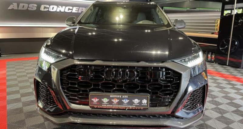 Audi RS Q8 600 Cv AKRAPOVIC Pack Carbone Noir occasion à FOETZ - photo n°3