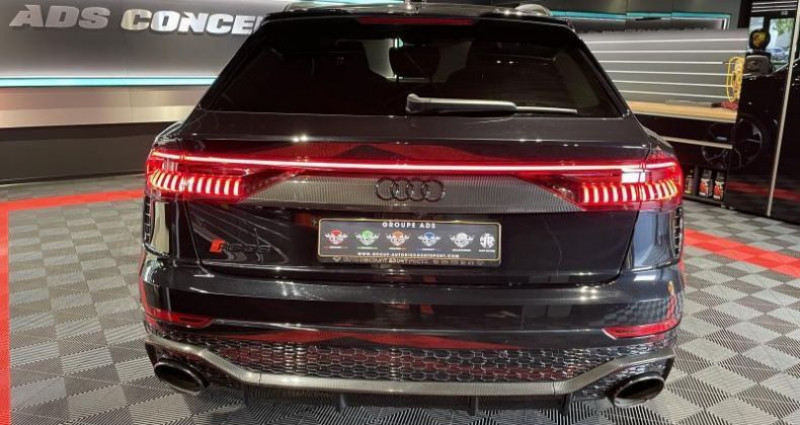 Audi RS Q8 600 Cv AKRAPOVIC Pack Carbone Noir occasion à FOETZ - photo n°2