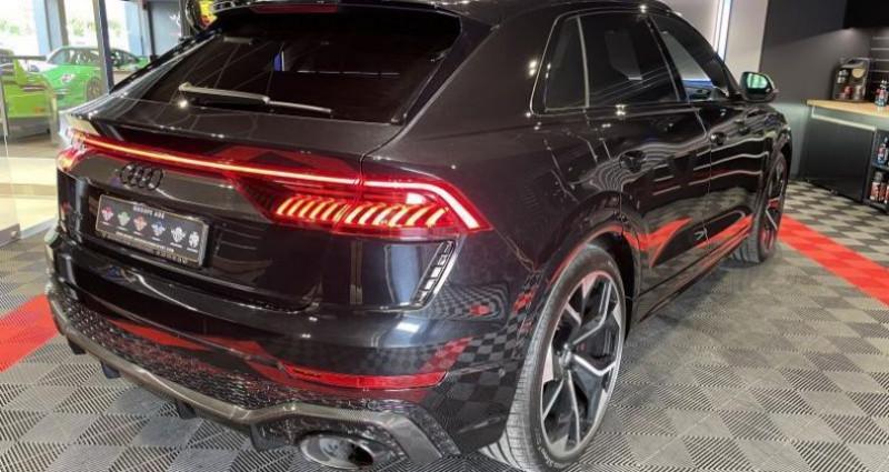 Audi RS Q8 600 Cv AKRAPOVIC Pack Carbone Noir occasion à FOETZ - photo n°4