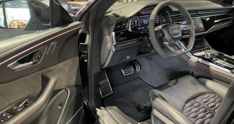 Audi RS Q8 600 Cv AKRAPOVIC Pack Carbone Noir occasion à FOETZ - photo n°7