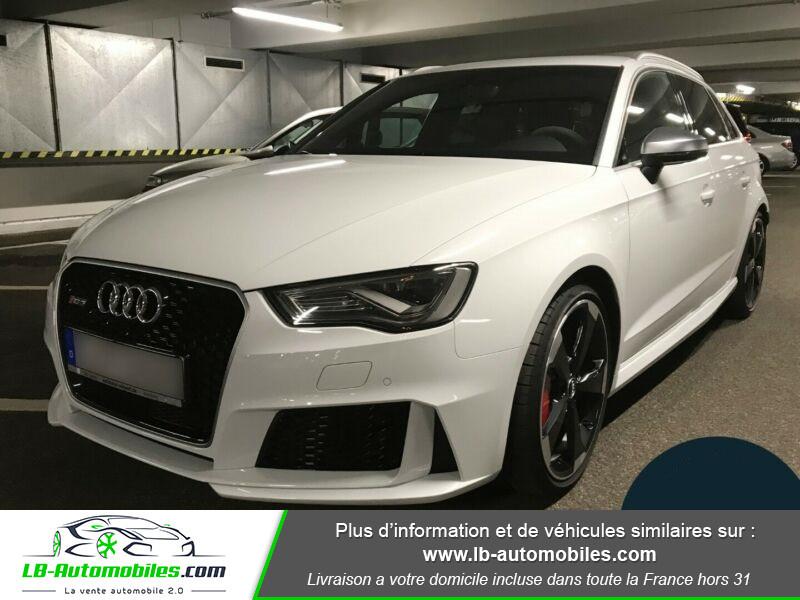 Audi RS3 Sportback 2.5 TFSI 367 / Quattro S-Tronic 7 Blanc occasion à Beaupuy