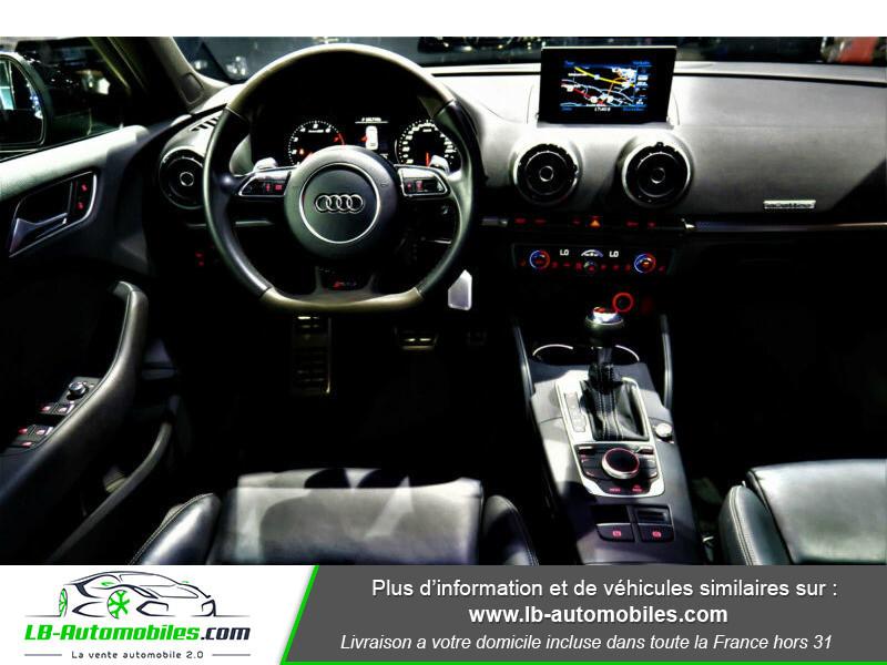 Audi RS3 Sportback 2.5 TFSI 367 / Quattro S-Tronic 7 Noir occasion à Beaupuy - photo n°2
