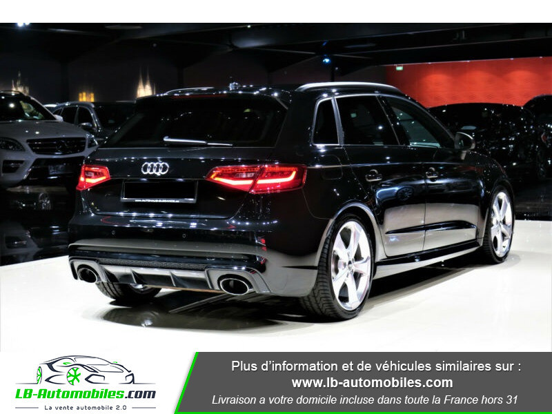 Audi RS3 Sportback 2.5 TFSI 367 / Quattro S-Tronic 7 Noir occasion à Beaupuy - photo n°3