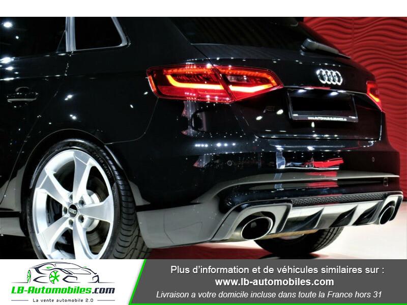 Audi RS3 Sportback 2.5 TFSI 367 / Quattro S-Tronic 7 Noir occasion à Beaupuy - photo n°10