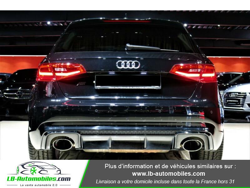 Audi RS3 Sportback 2.5 TFSI 367 / Quattro S-Tronic 7 Noir occasion à Beaupuy - photo n°11