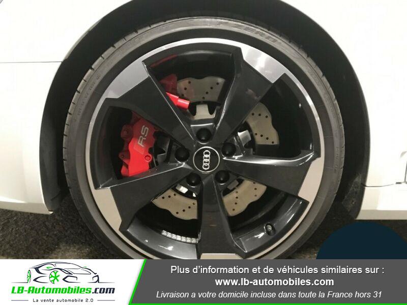Audi RS3 Sportback 2.5 TFSI 367 / Quattro S-Tronic 7 Blanc occasion à Beaupuy - photo n°12