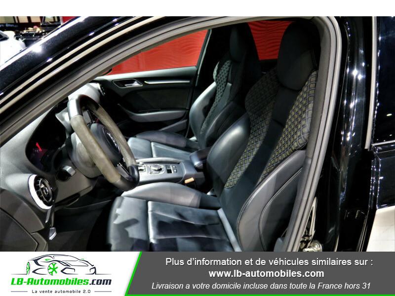 Audi RS3 Sportback 2.5 TFSI 367 / Quattro S-Tronic 7 Noir occasion à Beaupuy - photo n°8