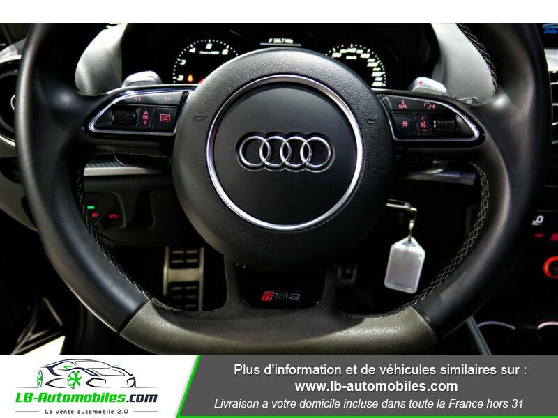 Audi RS3 Sportback 2.5 TFSI 367 / Quattro S-Tronic 7 Noir occasion à Beaupuy - photo n°5