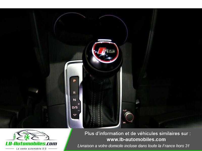 Audi RS3 Sportback 2.5 TFSI 367 / Quattro S-Tronic 7 Noir occasion à Beaupuy - photo n°6
