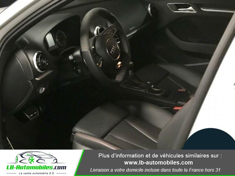 Audi RS3 Sportback 2.5 TFSI 367 / Quattro S-Tronic 7 Blanc occasion à Beaupuy - photo n°6