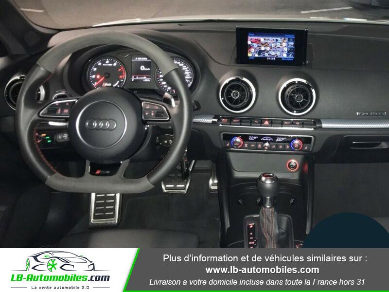 Audi RS3 Sportback 2.5 TFSI 367 / Quattro S-Tronic 7 Blanc occasion à Beaupuy - photo n°2