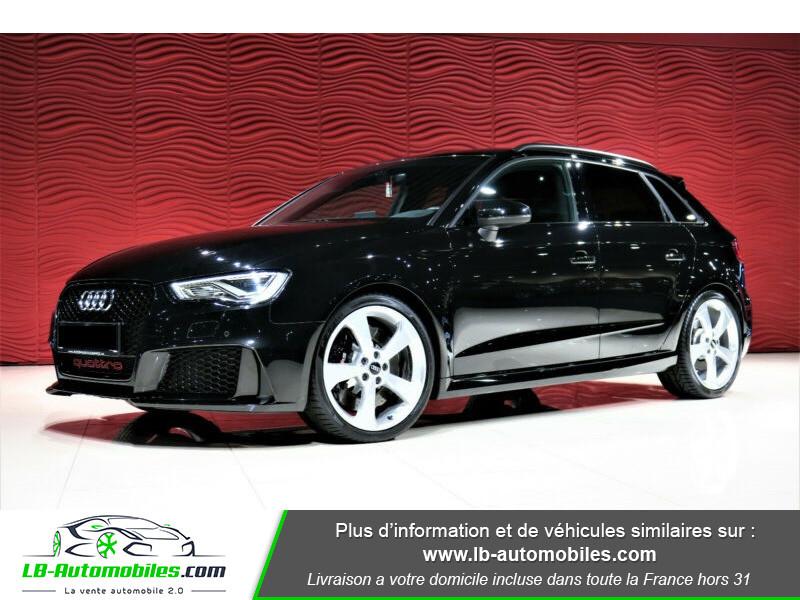 Audi RS3 Sportback 2.5 TFSI 367 / Quattro S-Tronic 7 Noir occasion à Beaupuy
