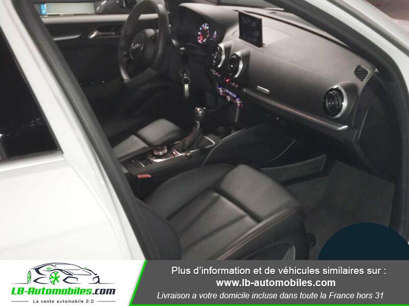 Audi RS3 Sportback 2.5 TFSI 367 / Quattro S-Tronic 7 Blanc occasion à Beaupuy - photo n°5