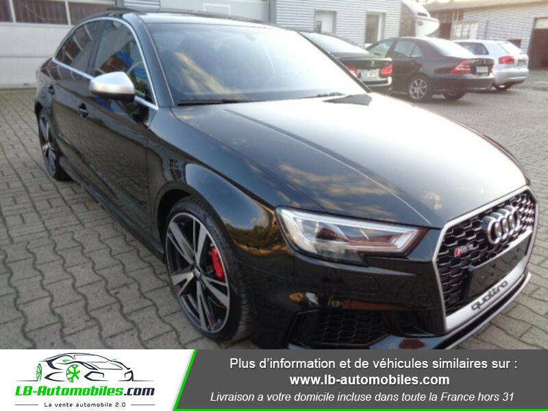 Audi RS3 Sportback 2.5 TFSI 400 / Quattro S-Tronic 7 Noir occasion à Beaupuy - photo n°9