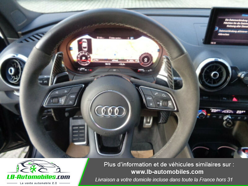 Audi RS3 Sportback 2.5 TFSI 400 / Quattro S-Tronic 7 Noir occasion à Beaupuy - photo n°4