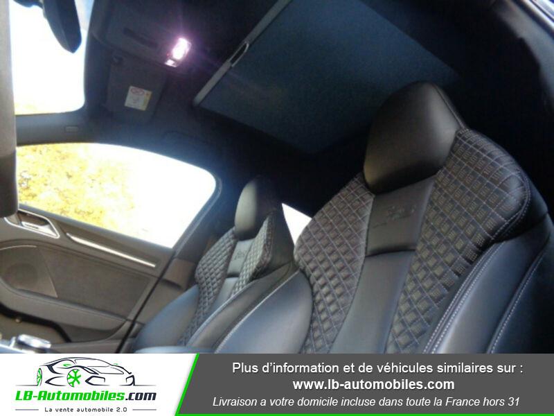 Audi RS3 Sportback 2.5 TFSI 400 / Quattro S-Tronic 7 Noir occasion à Beaupuy - photo n°5