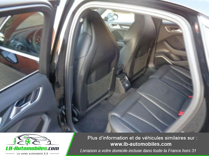 Audi RS3 Sportback 2.5 TFSI 400 / Quattro S-Tronic 7 Noir occasion à Beaupuy - photo n°6