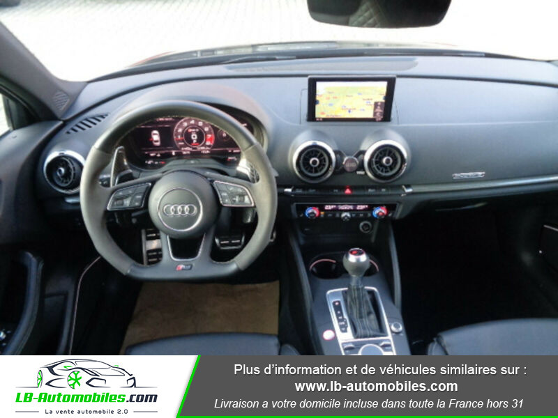 Audi RS3 Sportback 2.5 TFSI 400 / Quattro S-Tronic 7 Noir occasion à Beaupuy - photo n°2