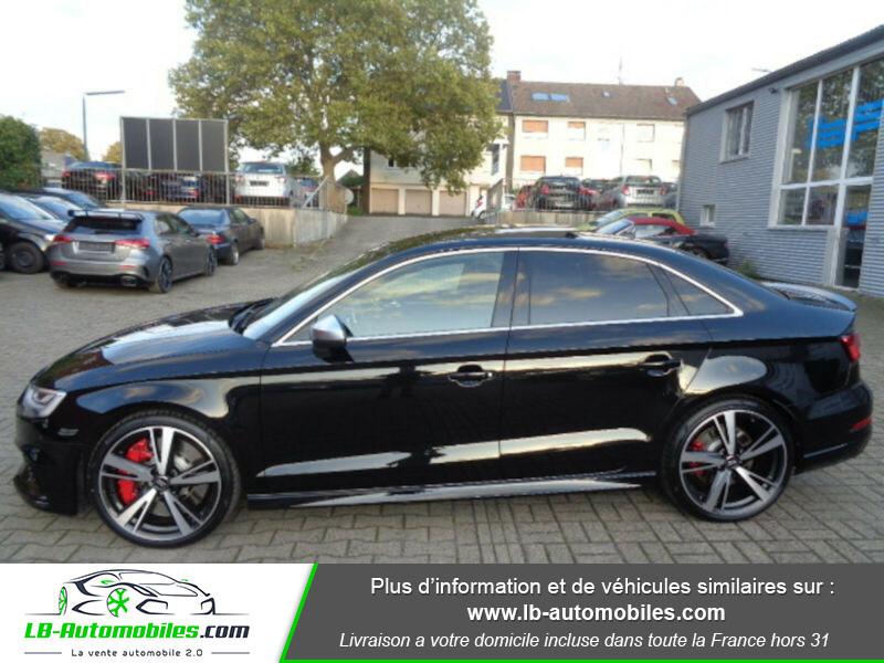 Audi RS3 Sportback 2.5 TFSI 400 / Quattro S-Tronic 7 Noir occasion à Beaupuy - photo n°13