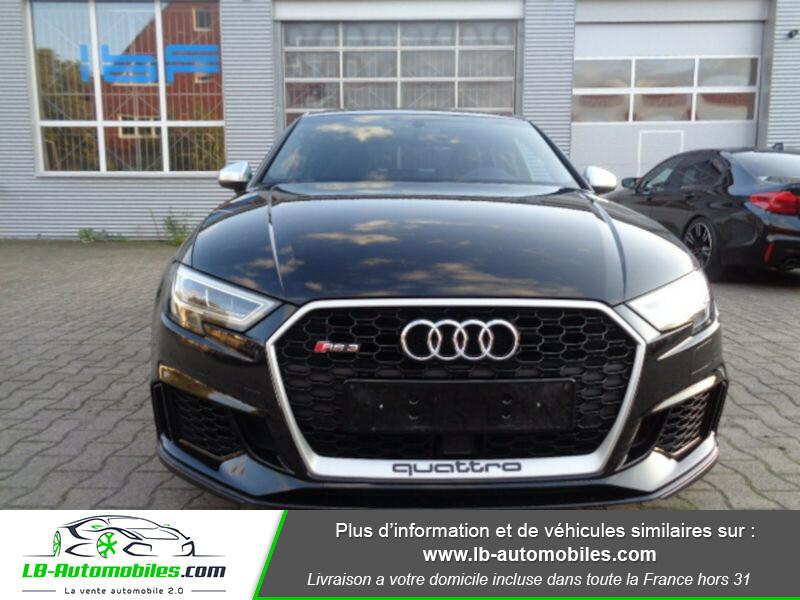Audi RS3 Sportback 2.5 TFSI 400 / Quattro S-Tronic 7 Noir occasion à Beaupuy - photo n°8