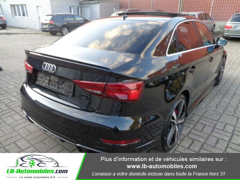 Audi RS3 Sportback 2.5 TFSI 400 / Quattro S-Tronic 7 Noir occasion à Beaupuy - photo n°3