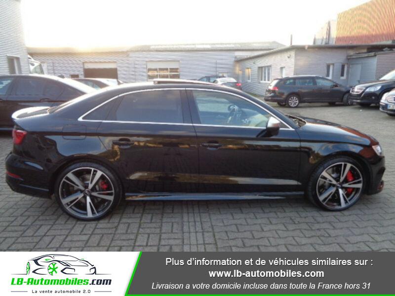 Audi RS3 Sportback 2.5 TFSI 400 / Quattro S-Tronic 7 Noir occasion à Beaupuy - photo n°10