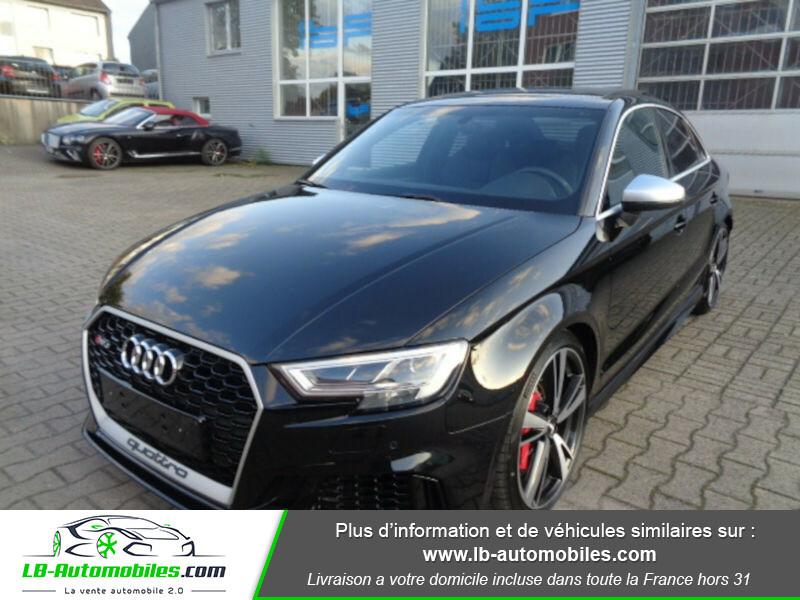 Audi RS3 Sportback 2.5 TFSI 400 / Quattro S-Tronic 7 Noir occasion à Beaupuy