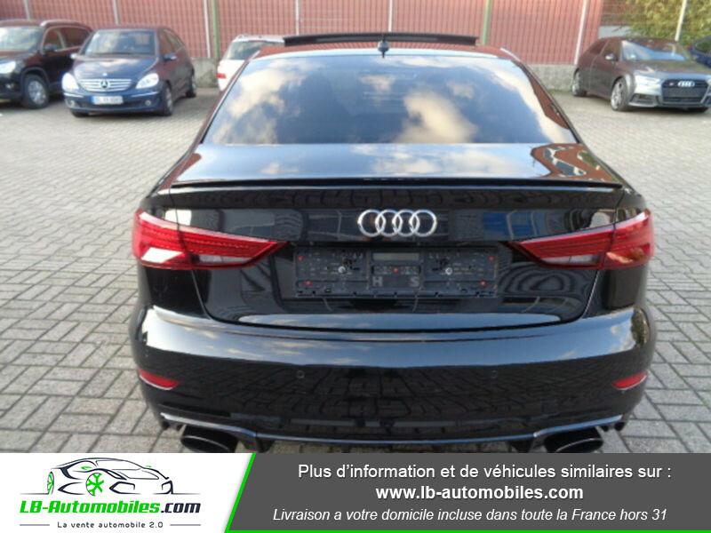 Audi RS3 Sportback 2.5 TFSI 400 / Quattro S-Tronic 7 Noir occasion à Beaupuy - photo n°11