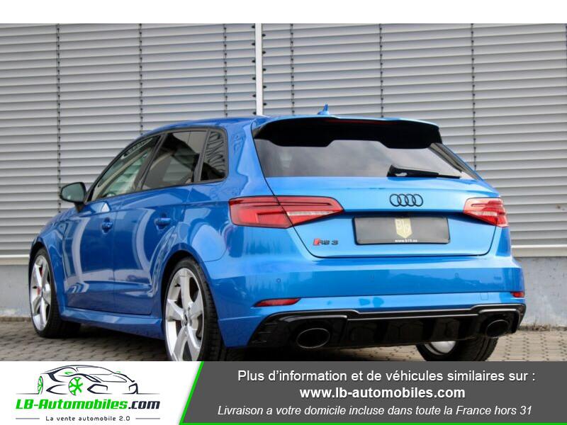 Audi RS3 Sportback 2.5 TFSI 400 S tronic 7 Quattro Bleu occasion à Beaupuy - photo n°15