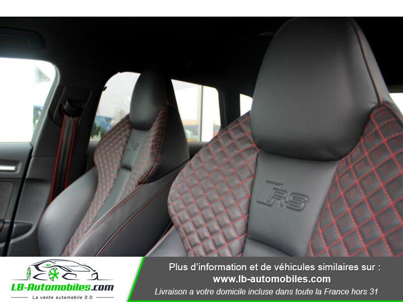 Audi RS3 Sportback 2.5 TFSI 400 S tronic 7 Quattro Bleu occasion à Beaupuy - photo n°7