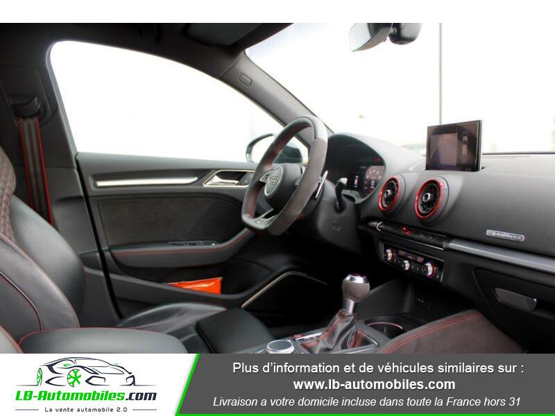 Audi RS3 Sportback 2.5 TFSI 400 S tronic 7 Quattro Bleu occasion à Beaupuy - photo n°8