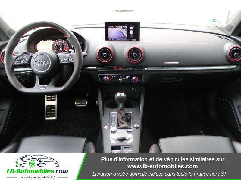 Audi RS3 Sportback 2.5 TFSI 400 S tronic 7 Quattro Bleu occasion à Beaupuy - photo n°2