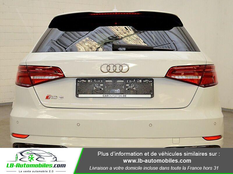 Audi RS3 Sportback 2.5 TFSI 400 S tronic 7 Quattro Blanc occasion à Beaupuy - photo n°15