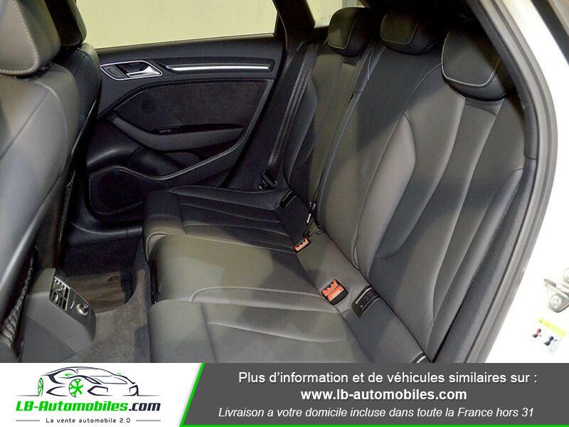 Audi RS3 Sportback 2.5 TFSI 400 S tronic 7 Quattro Blanc occasion à Beaupuy - photo n°5